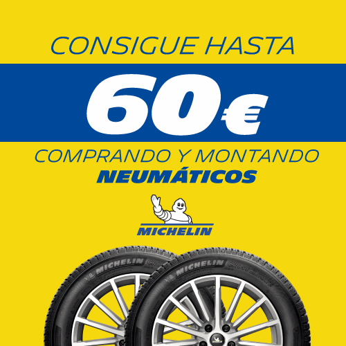 60 € regalo con michelin